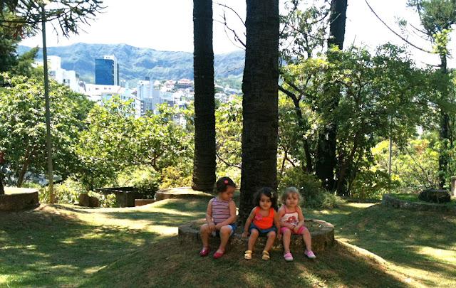 Parque em BH: Almicar Vianna Martins