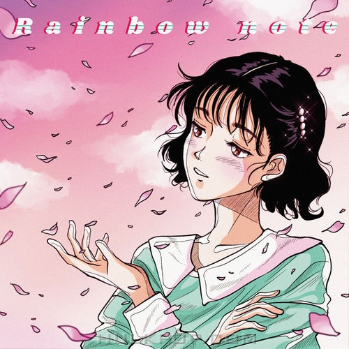 Rainbow note – Cherry Blossom – Single