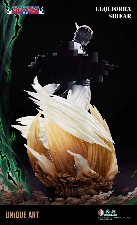 Bleach - Ulquiorra Cifer 1/4 (Unique Art Studio)