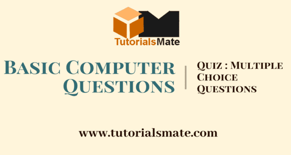 Basic Computer Questions