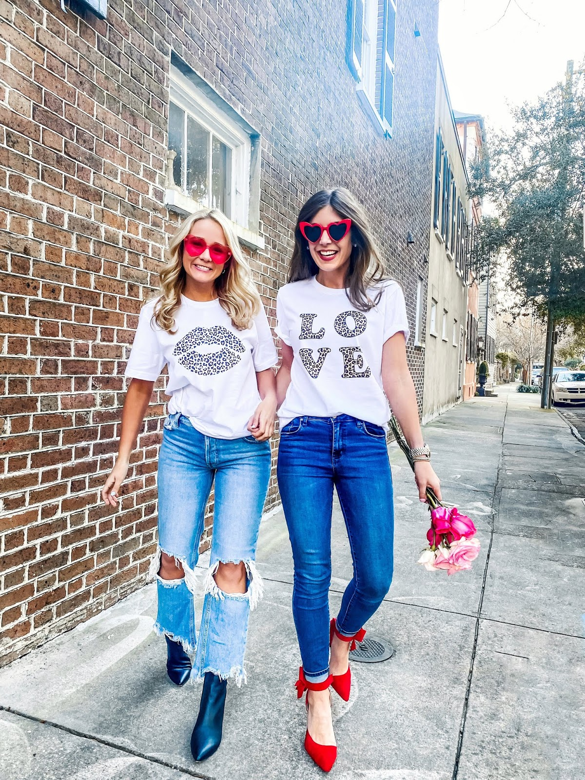 Best Valentine's Day Graphic Tees - Chasing Cinderella