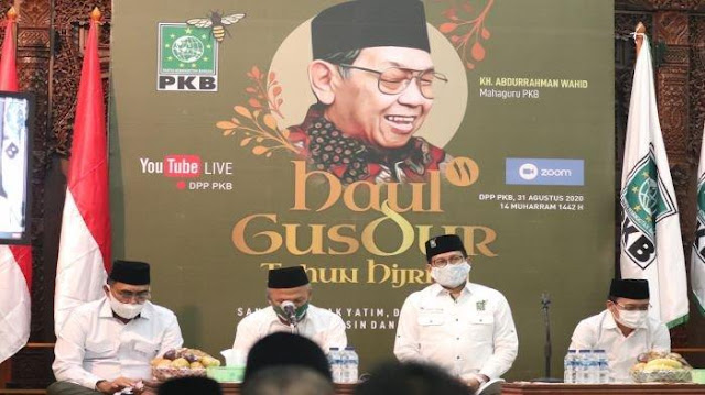 Cak Imin: Kata Gus Dur, PKB Tempat Orang Baik-Baik
