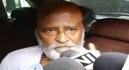 Rajini on his recent speech about Political entry