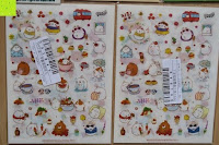 Verkäufer: Blue Vessel 5 PCS Kreative Niedlichen Kaninchen Fett Papier Notebook Marker Label Notizblock Haftnotizen