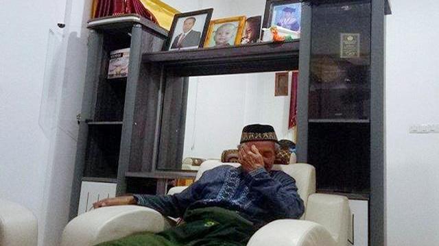 Firasat Ayah Korban Penumpang Sriwijaya, Heran Api Kompor Gas Kecil: Air yang Dimasak Tak Mendidih