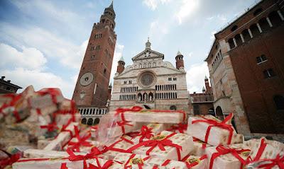 Festa del Torrone a Cremona - Cosa fare nel week end in Lombardia