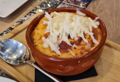 Mussáka tradicional griega del Grecocina