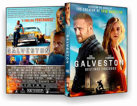 Galveston Destinos Cruzados 2019 - DVD-R