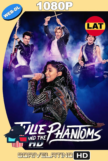 Julie and the Phantoms (2020) Temporada 01 NF WEB-DL 1080p Latino-Ingles MKV