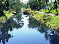 Airnya Berwarna Hitam Pekat, Sungai Sambilawang Juga Keluarkan Bau Busuk