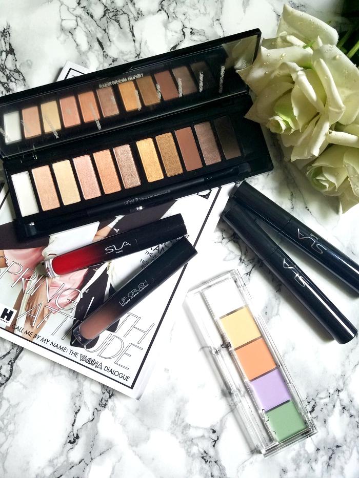 SLA Paris - Professionelles Makeup vom Makeup Artist Serge Louis Alvarez