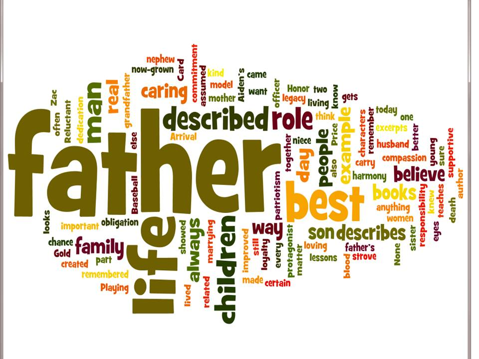 essays on fathers The author's father (image courtesy of marybeth gasman)  thoughtful essays,  commentaries, and opinions on current events, ideas, and life.
