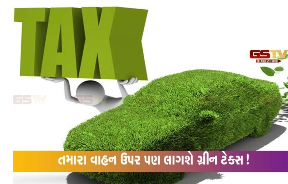 From now on, green tax will be levied on vehicles older than 8 years