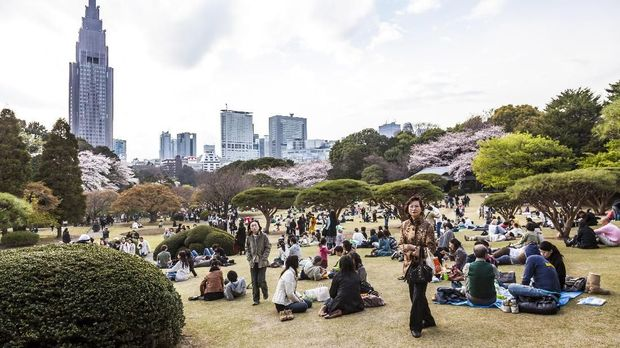 Gelombang Panas Dari Jepang Ancaman Olimpiade 2020