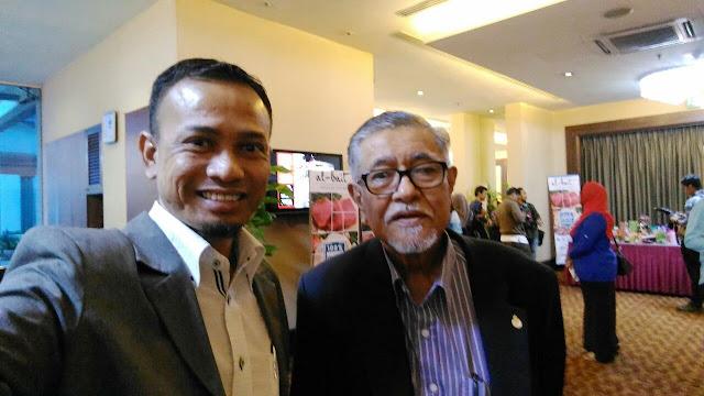 Khir Khalid, Tan Sri Zaman Khan, Persidangan Tahunan MPM, Seri Pacific Hotel,