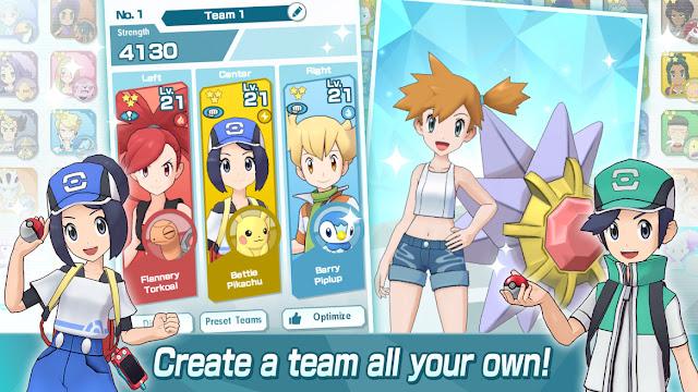 Pokemon Masters Pre-Registration