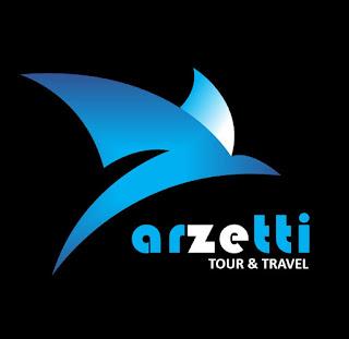 Logo Arzetti Tour & Travel
