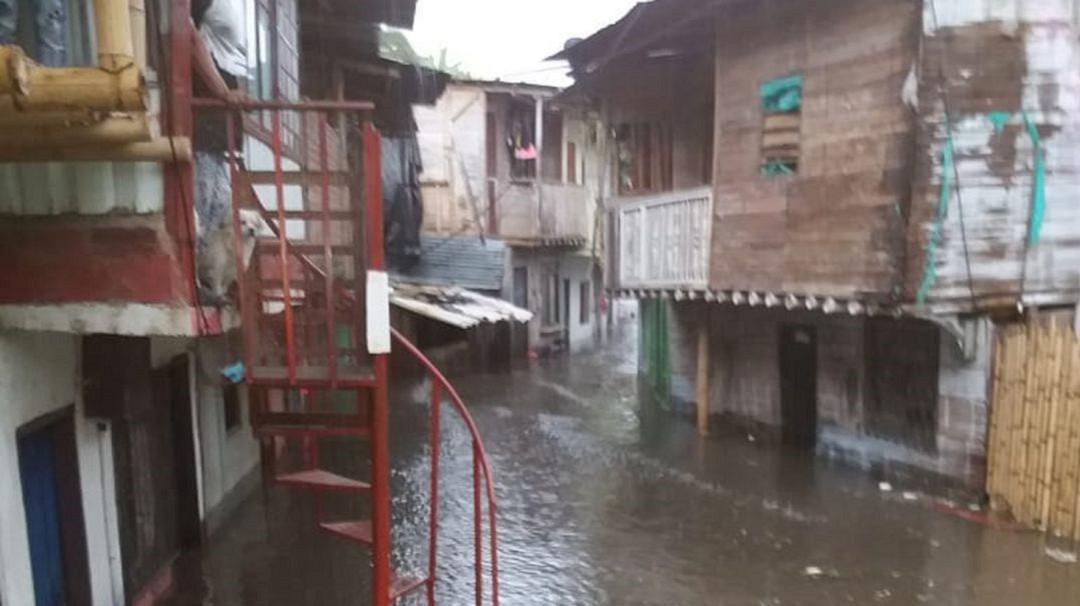 59.000 familias durante los últimos dos meses de lluvias