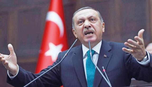 Ερντογάν, «ο πιο επικίνδυνος»