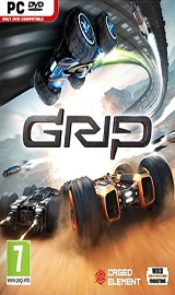 grip - GRIP Combat Racing-CODEX