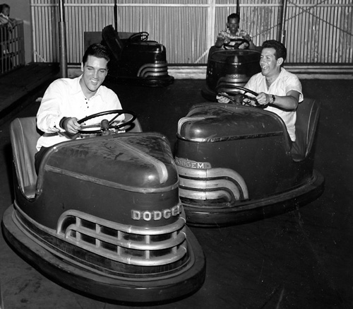 Garage Tech With Randy Rundle History Of Bumper Cars And How They Work