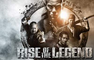 Rise of the Legend 2014 Dual Audio 480p Full Movies Hindi BluRay