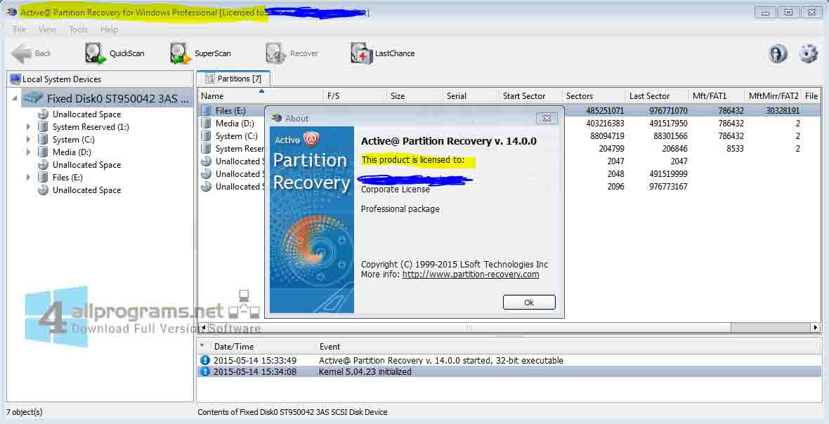 Download Power data recovery 6 6 with crack