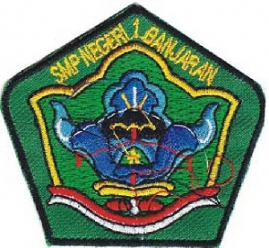 Logo SMPN 1 Banjaran Atau Lambang SMPN 1 Banjaran