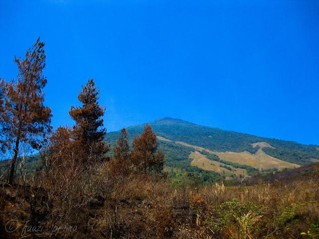 Gunung Ciremai Jawa Barat