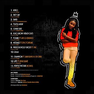 Mix Lyric II - Tracklist