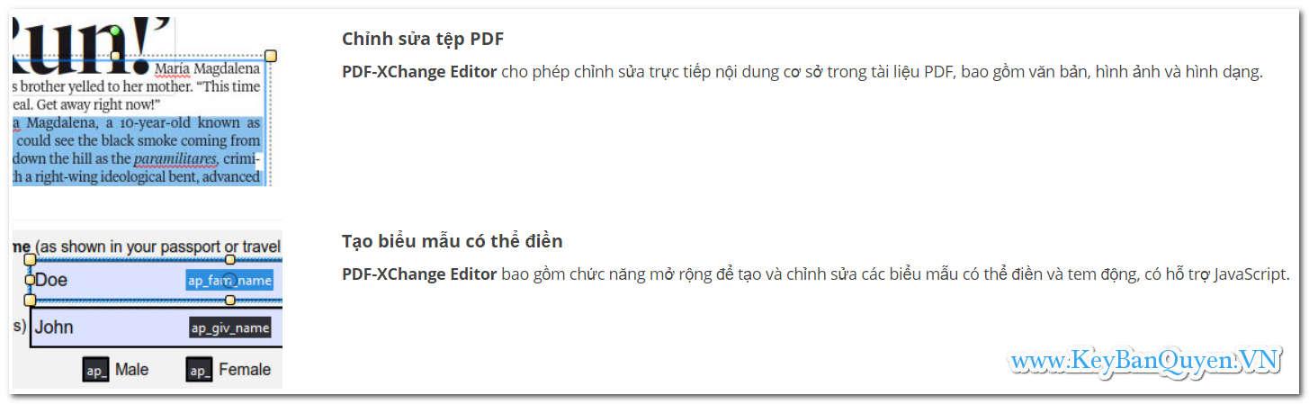 Download và cài đặt PDF-XChange Editor Plus 7 Full Key, Phần mềm chỉnh sửa File PDF chuyên nghiệp và nhẹ.