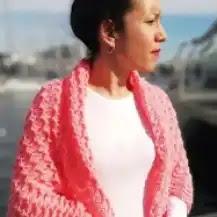 Chaqueta Cardigan a Crochet