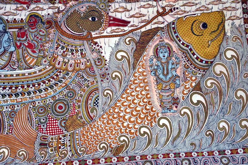 మత్స్యావతారము - Matsyavataram