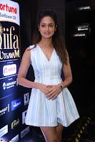 Shanvi Looks super cute in Small Mini Dress at IIFA Utsavam Awards press meet 27th March 2017 116.JPG