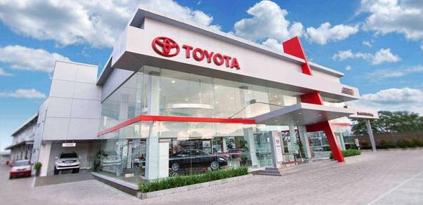 Dealer Toyota Cirebon 2019