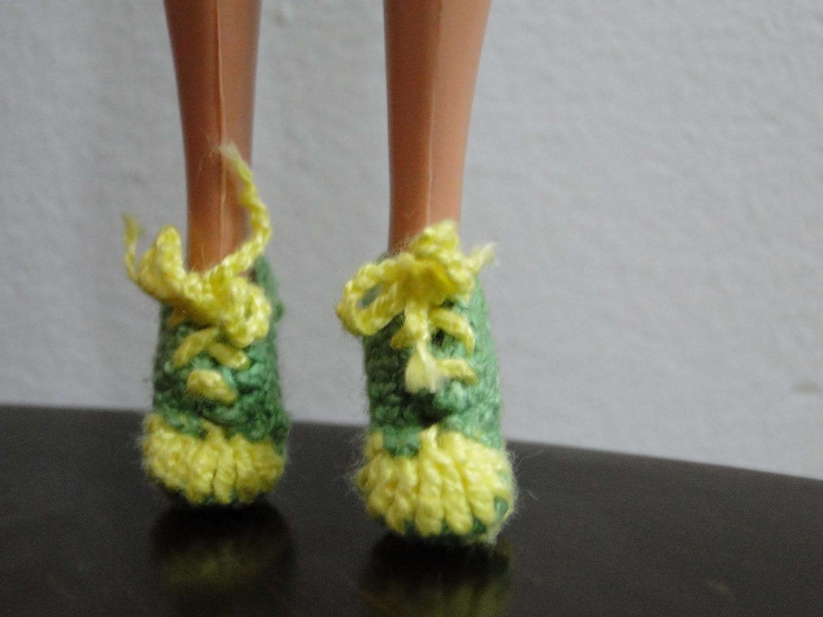 Blog Barbie Crochê Miniaturas e Coisas Mais