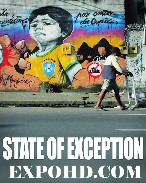 State Of Exception 2017 Full Movie Download HD 720p  |1080p | Esub 1.1Gbs [HDRip x 261] G.Drive