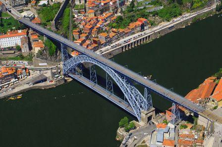 Jembatan Dom Luís I, Porto