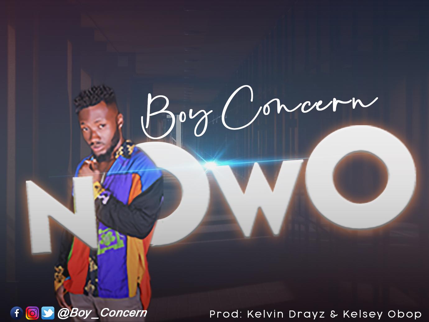 Boy Concern - Nowo
