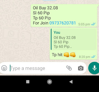 22-05-2020 Forex Trading Commodity Crude Oil Signal Prices