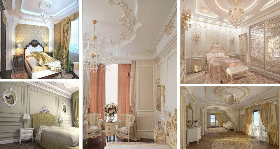 20 Bedroom Gypsum Board Wall & Ceiling Designs Ideas - Decor Units