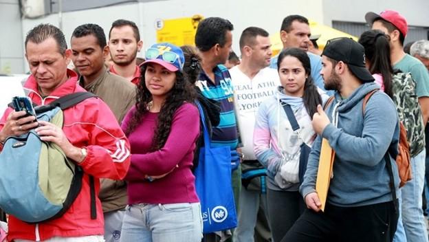 Lanzan portal que ayudará a venezolanos a conseguir trabajos formales en el Perú [VIDEO]