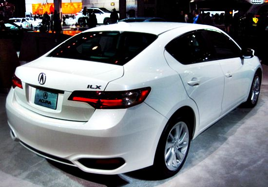 2017 Acura Ilx Coupe Review
