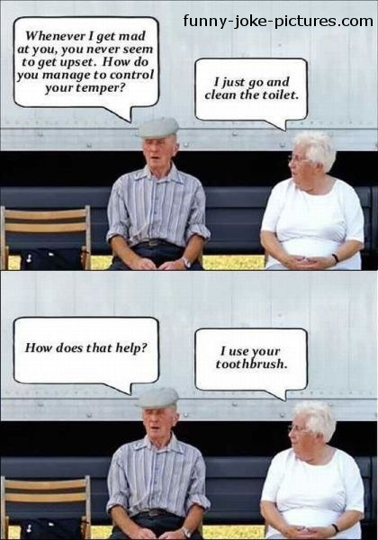Funny Marriage Argument Joke Picture