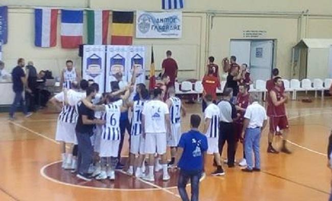 Στον τελικό του Ευρωπαϊκού Πρωταθλήματος η Εθνική Αστυνομικών-Επικράτησε με 78-69 του Βελγίου