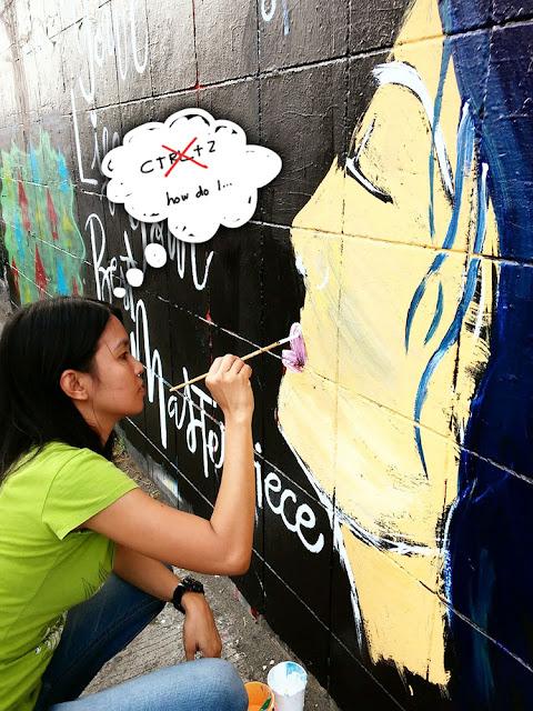 Street Art Davao