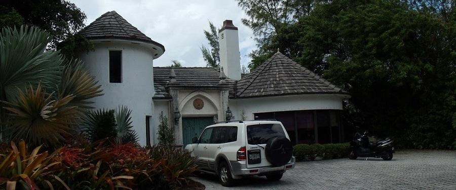 Casas por la A1A al norte de Dade County