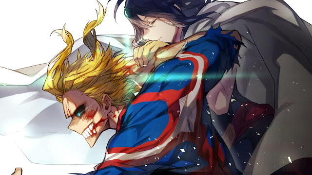 all might wallpaper 5