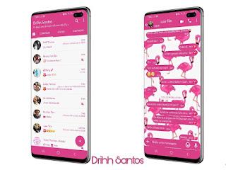 Duck Theme For YOWhatsApp & Fouad WhatsApp By Driih Santos