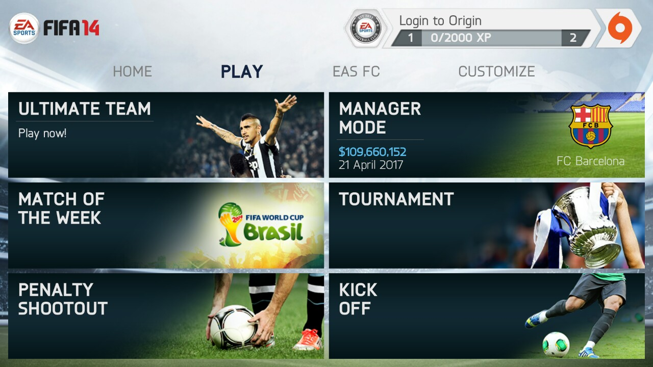 Fifa 14 cracked apk 1 2 9 7